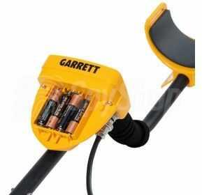 Profesjonalny wykrywacz metali Garrett Ace 200i, Pakiet - Wykrywacz + pinpointer AT