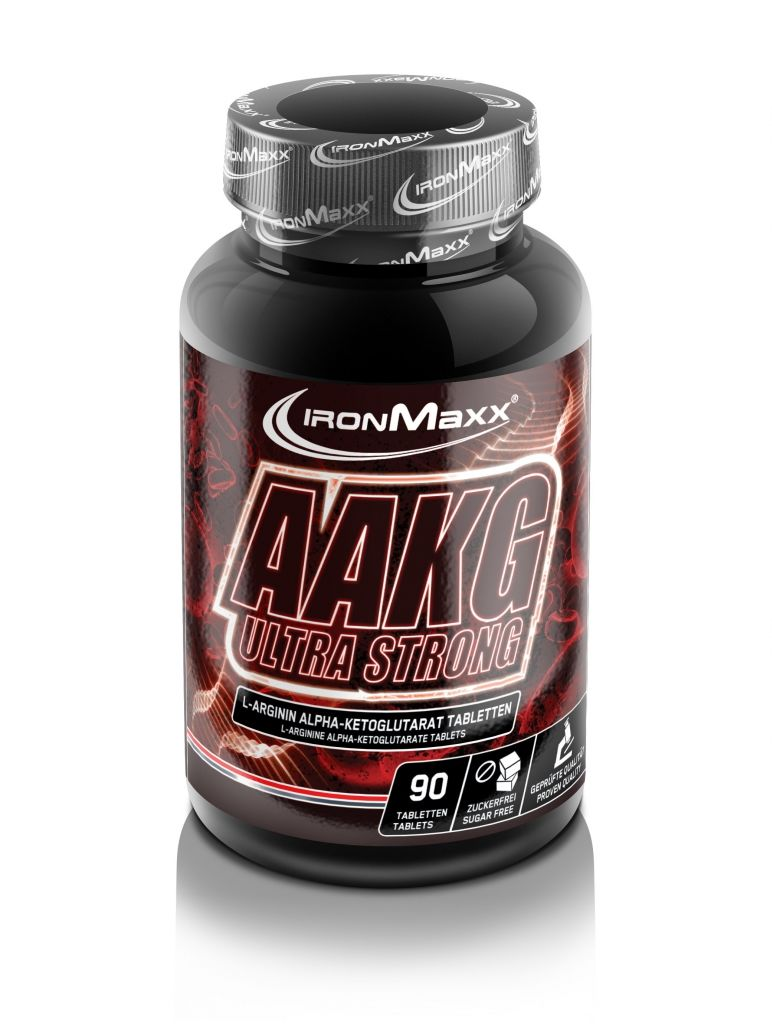 Ironmaxx AAKG Ultra Strong 90 tab
