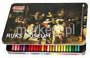 Bruynzeel Rijks Museum Straż nocna Kredki 50 kol