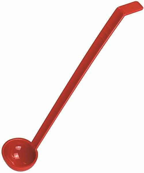 Garcia de Pou 208,80 chochla bufetowa, 27 cm, inne czerwone