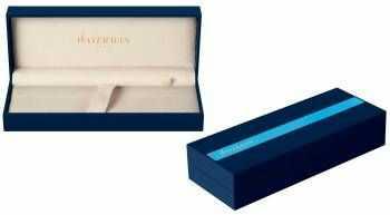 Długopis WATERMAN HÉMISPHÉRE stalowy CT - X04672