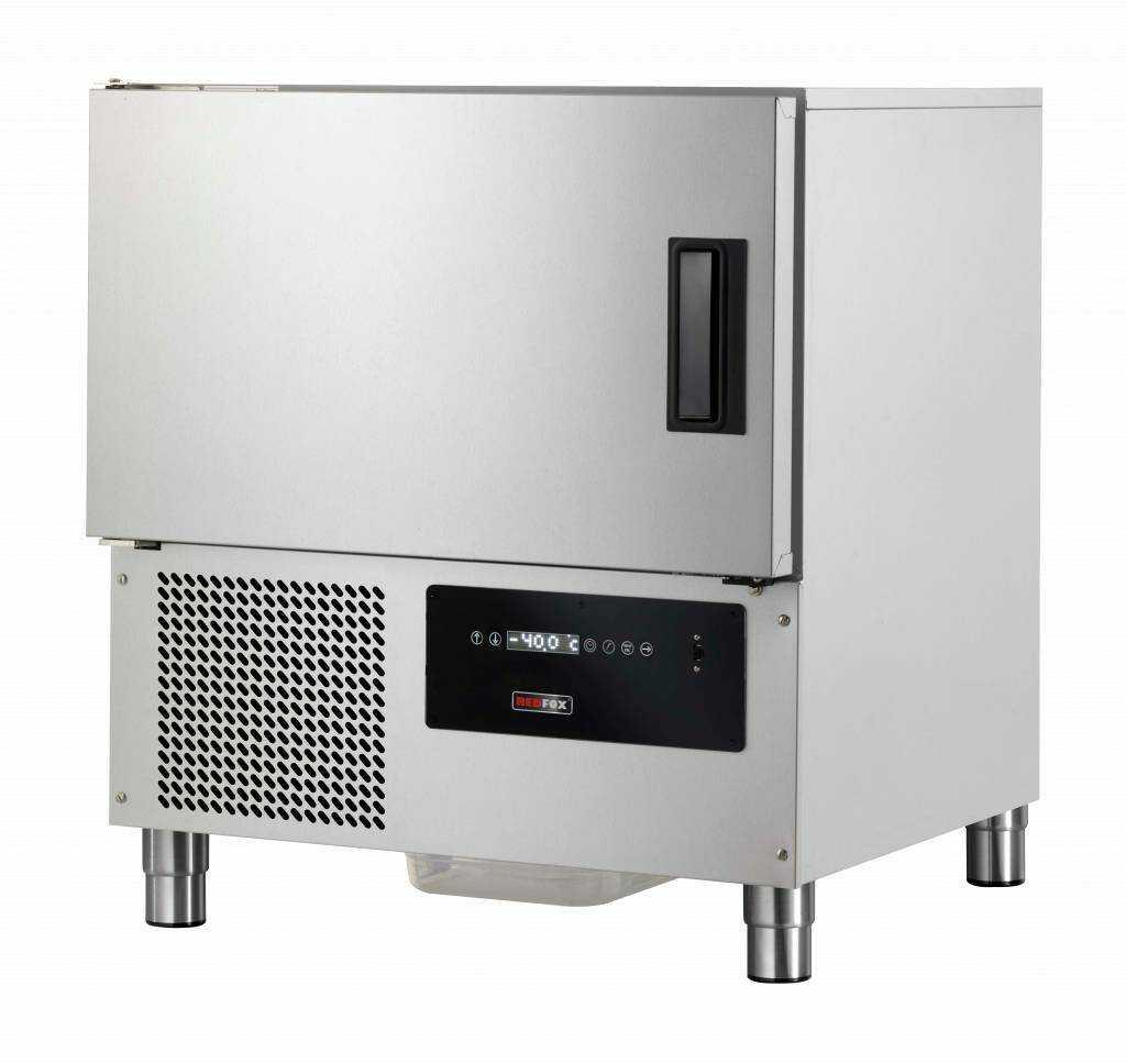 Schładzarko-zamrażarka szokowa 5xGN 1/1 450W 760x670x(H)830mm