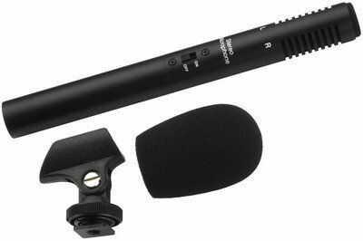 Monacor ECM-600ST - mikrofon pojemnościowy stereo