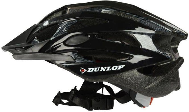 Kask rowerowy MTB Dunlop regulowany black