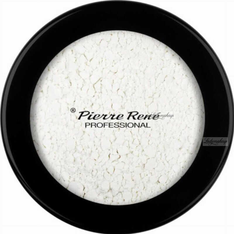 Pierre René - RICE LOOSE POWDER - Matujący puder ryżowy - 9 g