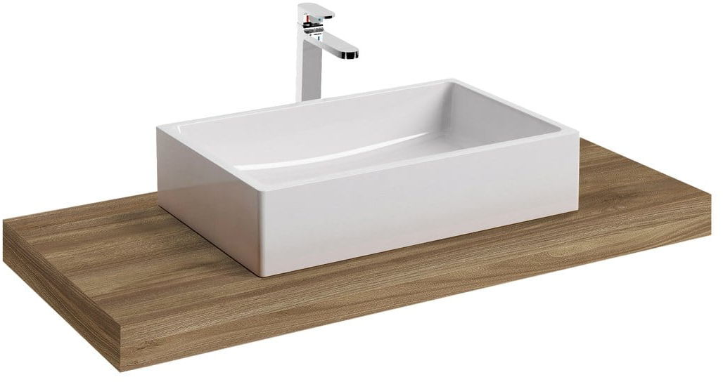 Ravak Blat pod umywalkę I 1000 orzech X000000846