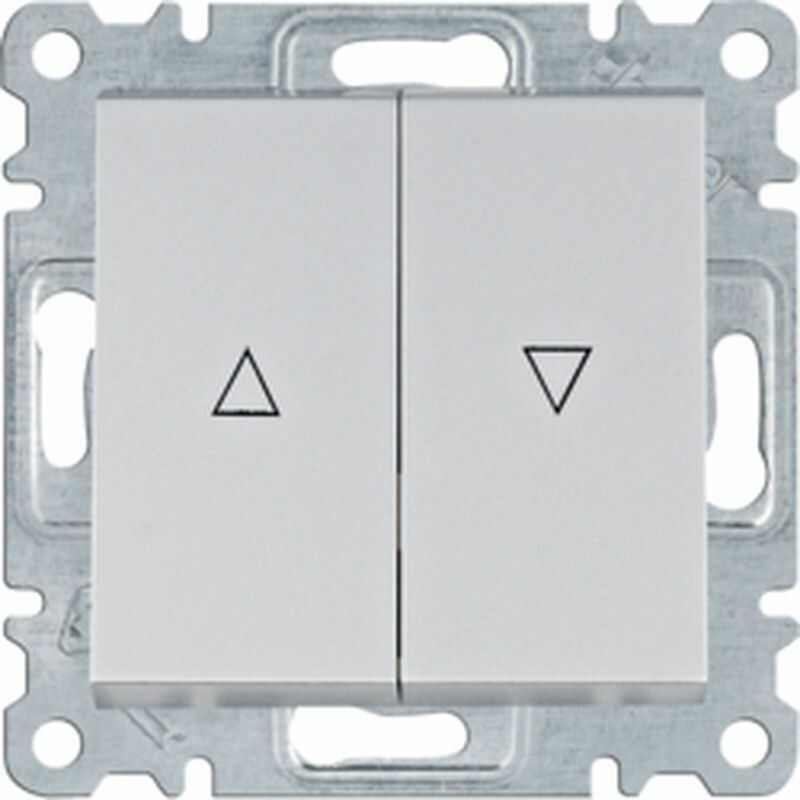 Lumina Łącznik żaluzjowy bistabilny srebrny WL0312