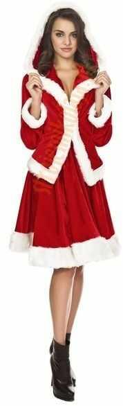 Strój Śnieżynki (Mikołajki) - model Jingle