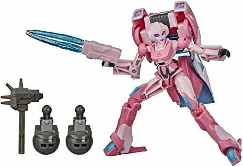 Hasbro Collectibles - Transformers Cyberverse Deluxe Arcee