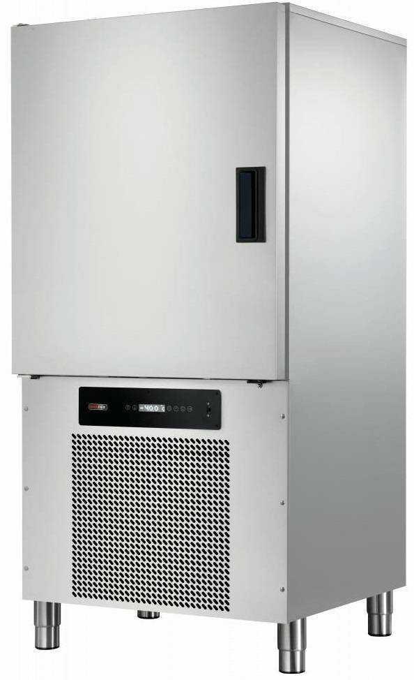 Schładzarko-zamrażarka szokowa 10xGN 1/1 900W 790x761x(H)1629mm