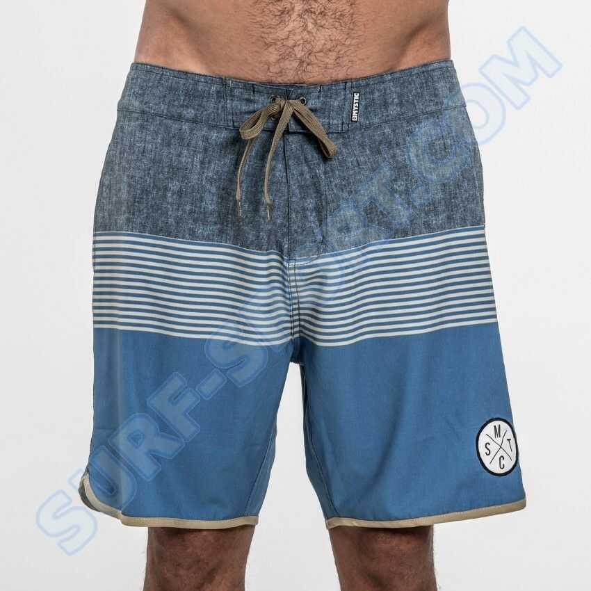 Spodenki/Boardshorty Mystic Fortress Jeans Blue 2016