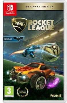 Gra Rocket League: Ultimate Edition (Nintendo Switch)