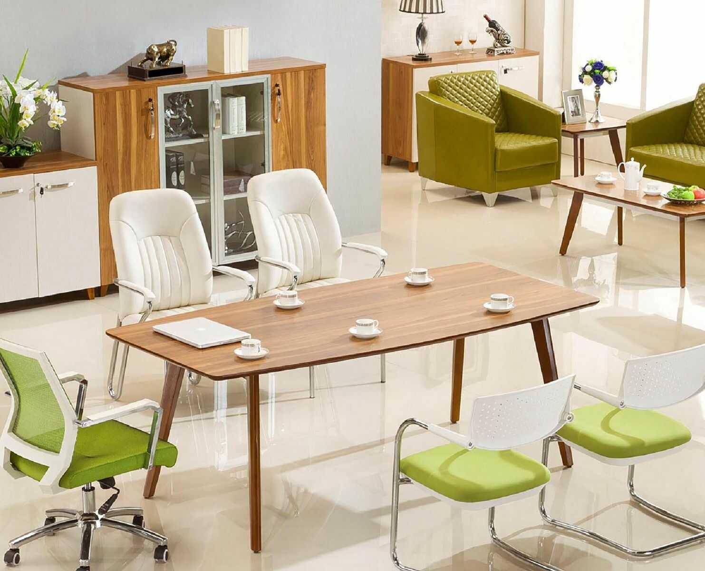 Nowoczesny stół konferencyjny EVOLUTIO E102 200 cm