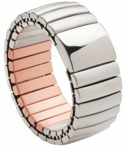 Pierścionek/obrączka magnetyczna 978cu-1 elastyczna z miedzią