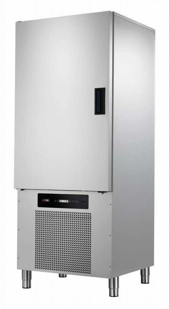 Schładzarko-zamrażarka szokowa 15xGN 1/1 2260W 790x761x(H)1970mm