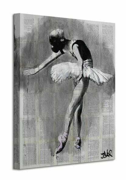 Obraz na ścianę - Baletnica - Her Finest Moment