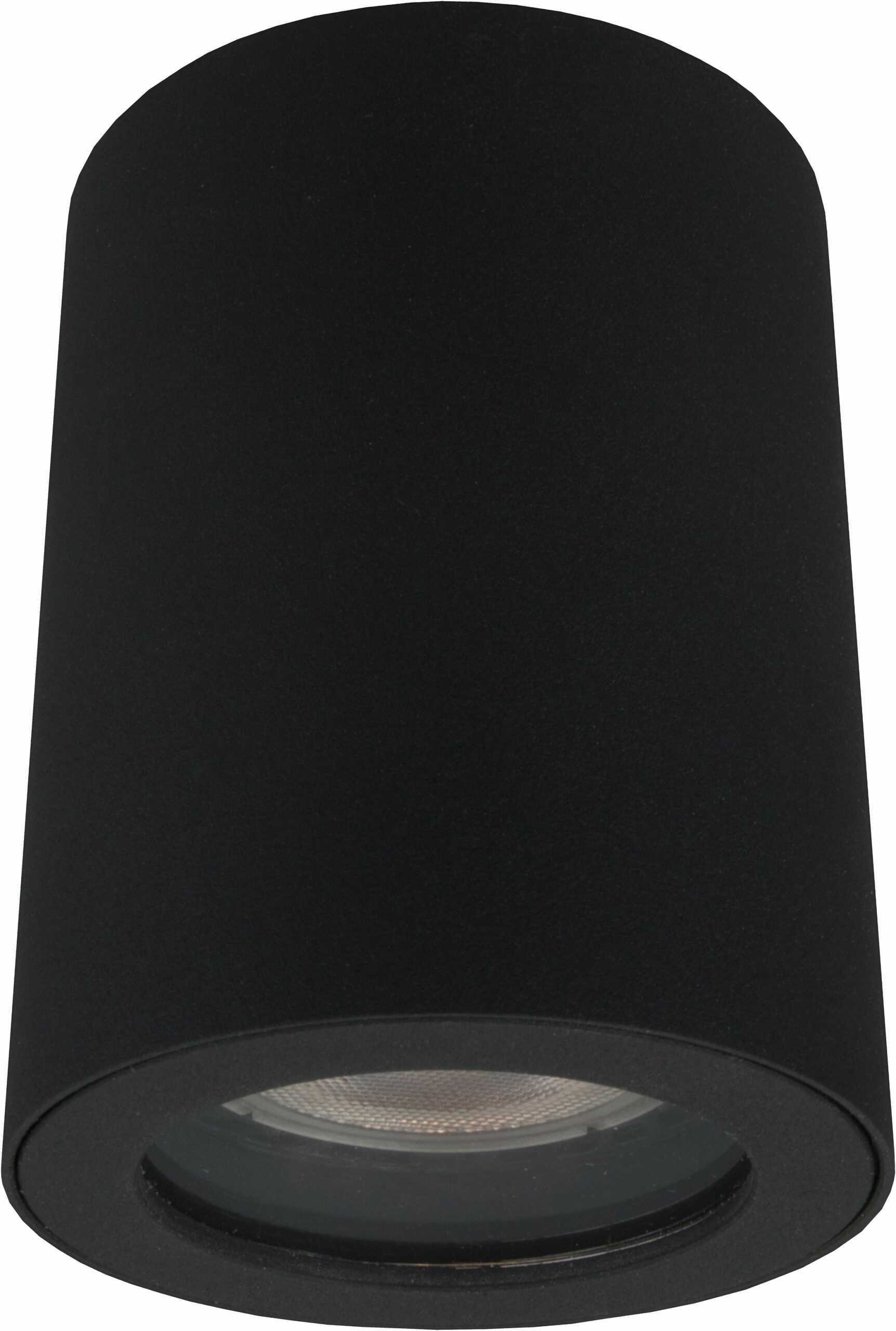 Oprawa natynkowa Faro czarna IP65