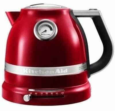 KitchenAid - Czajnik Artisan 1,5L Czerwony