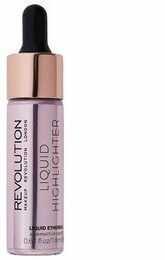 Makeup Revolution Liquid Highlighter płynny rozjaśniacz odcień Liquid Ethereal 18 ml