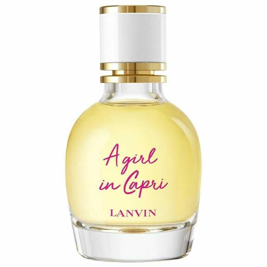 Lanvin A Girl In Capri Lanvin A Girl In Capri Eau de Toilette Spray eau_de_toilette 50.0 ml