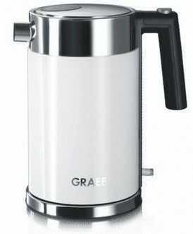 Czajnik GRAEF WK 401 biały I tel. (22) 266 82 20 I Raty 0 % I Bezpieczne zakupy I Płatności online !