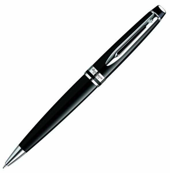 Długopis WATERMAN EXPERT czarny CT - X04668