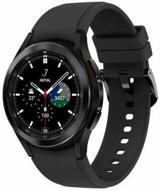 Smartwatch SAMSUNG Galaxy Watch 4 Classic LTE 42mm Czarny SM-R885FZKAEUE. >> ZYSKAJ 50 zł za KAŻDE wydane 500 zł! ODBIÓR W 29MIN DARMOWA DOSTAWA DOGODNE RATY