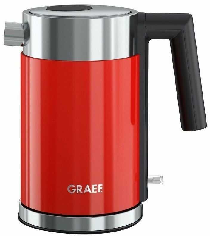Czajnik GRAEF WK 403 czerwony I tel. (22) 266 82 20 I Raty 0 % I Bezpieczne zakupy I Płatności online !