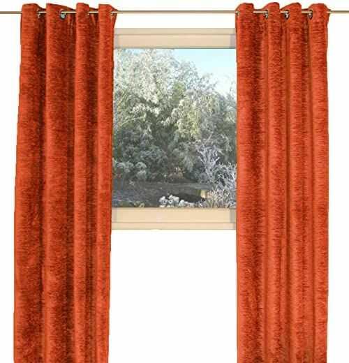 Wirth Zasłona, pomarańczowa, 245 x 134 cm