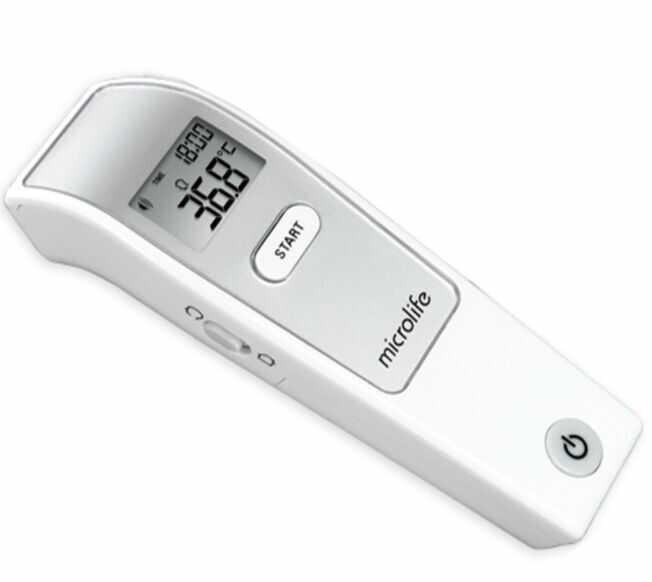 MICROLIFE Termometr bezdotykowy NC150