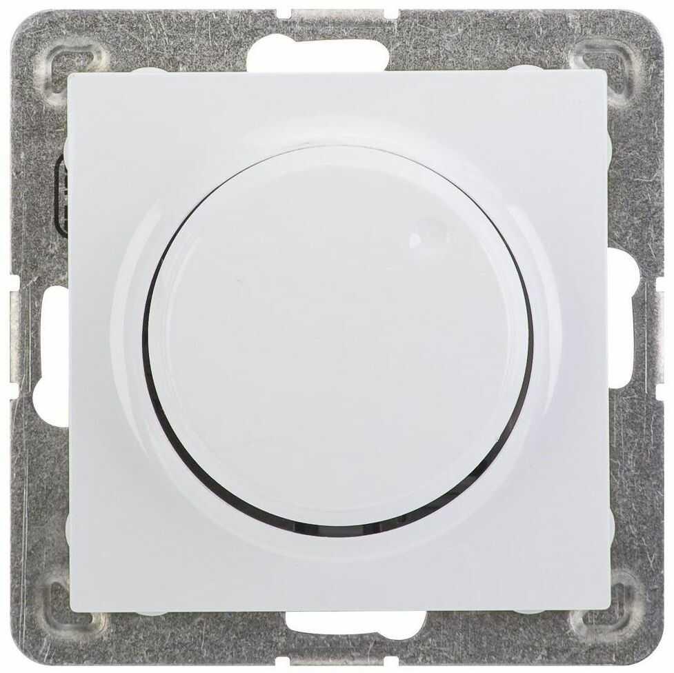 Ściemniacz obrotowy IMPRESJA Biały OSPEL
