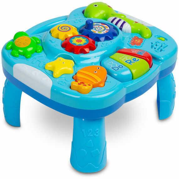 Toyz stoliczek interaktywny falla blue