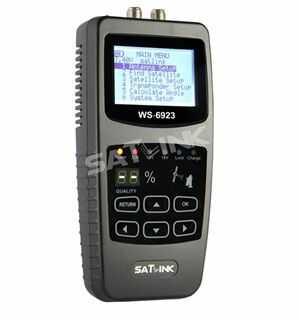 Miernik satelitarny WS6923 SD
