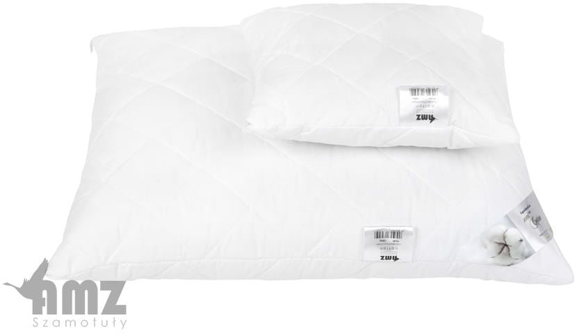 Poduszka Antyalergiczna 50x60 AMZ Cotton Pikowana
