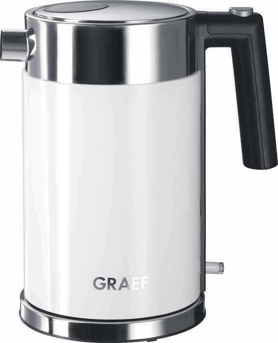Czajnik GRAEF WK 61 biały I tel. (22) 266 82 20 I Raty 0 % I Bezpieczne zakupy I Płatności online !