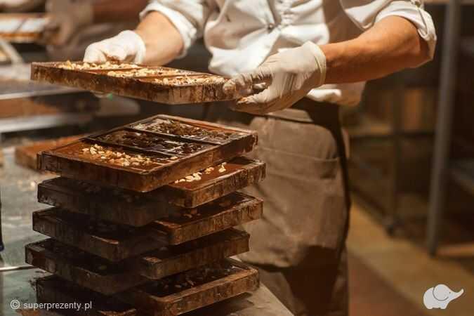 Warsztaty czekoladowe na Podkarpaciu