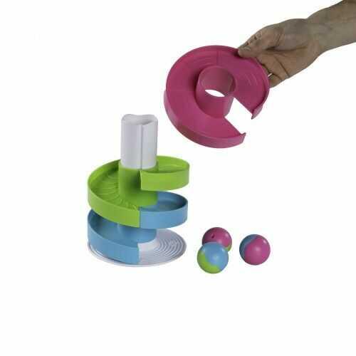 Kołyszący tor dla kulek Wobble Run Fat Brain Toys
