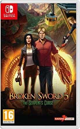 Gra Broken Sword 5 - The Serpent''s Curse (Switch)