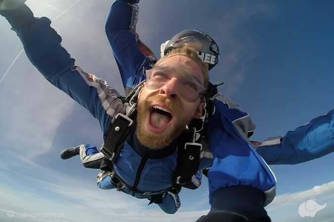 Skok spadochronowy Nowy Targ