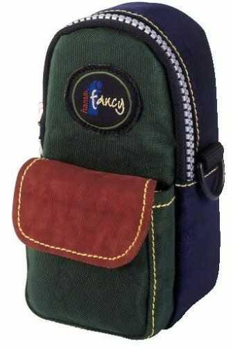 Hama Fancy M torba na aparat niebieski/zielony