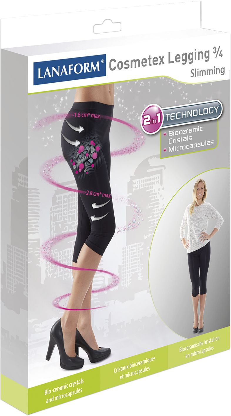 Legginsy wyszczuplające Lanaform Cosmetex Legging