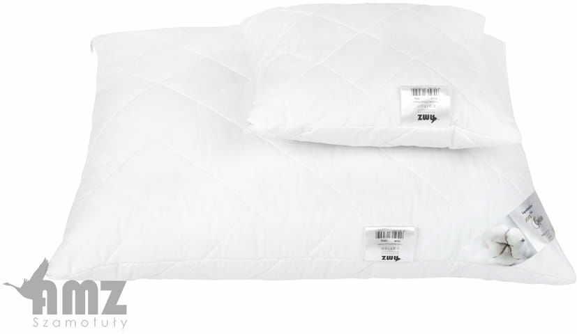 Poduszka Antyalergiczna 50x70 AMZ Cotton Pikowana
