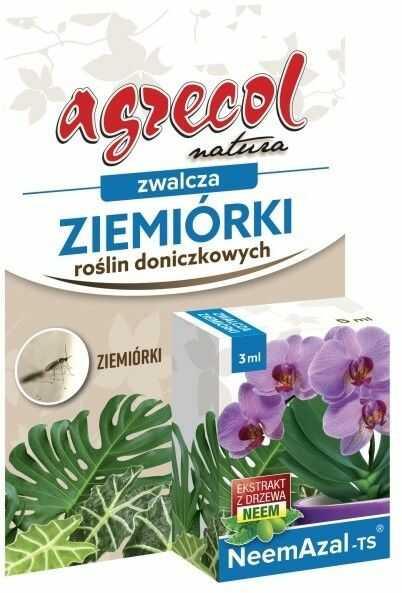 Środek ochrony roślin Agrecol Neemazal T/S 30 ml