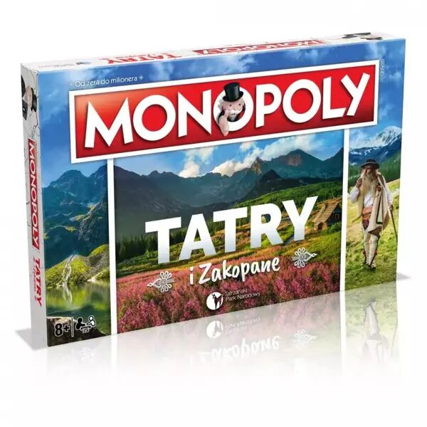 Monopoly Tatry i Zakopane - Winning Moves