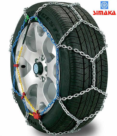 Simaka SKIPASS Transport gr.210 łańcuchy śniegowe