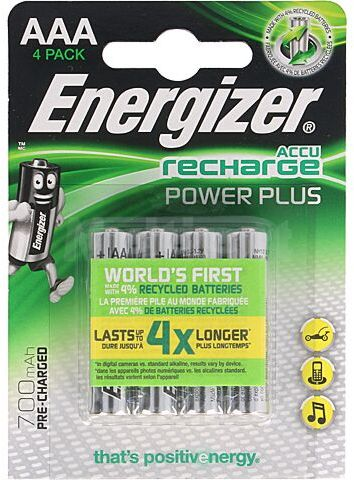 Akumulator Ni-MH ENERGIZER AAA/R3 1,2V 700mAh 4szt.