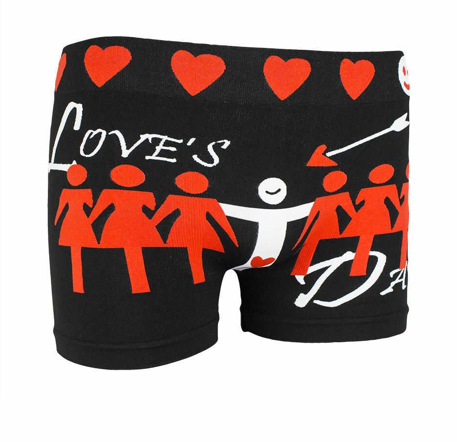 Włoskie Męskie BOKSERKI Love-s day
