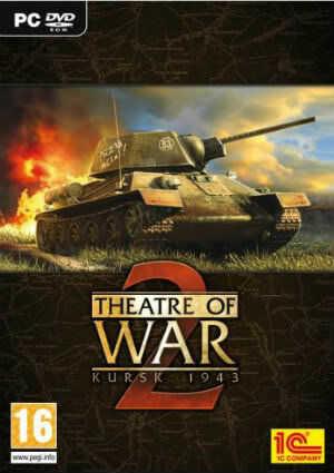 Theatre of War 2: Kursk 1943 (PC) DIGITAL Steam