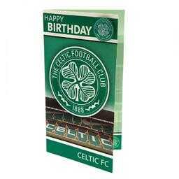 Celtic Glasgow - kartka urodzinowa