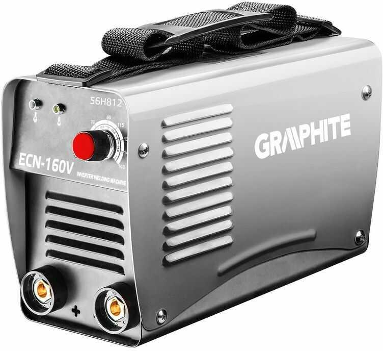 Spawarka inwertorowa IGBT 230V, 160A 56H812